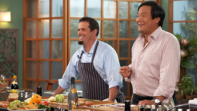 Simply Ming Cooking Shows Pbs Food