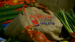 Great American Seafood Cook Off Episodes