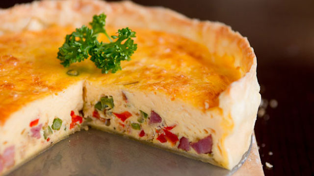 Quiche recipe french recipes pbs food forumfinder Gallery