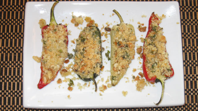 Stuffed hot peppers recipe italian recipe pbs food forumfinder Images