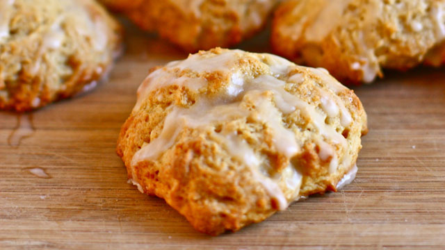 Fluffy Butterscotch Cookies