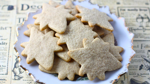 Pepparkakor Cookies