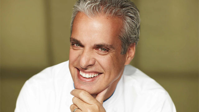 Eric Ripert | Photo by Nigel Parry