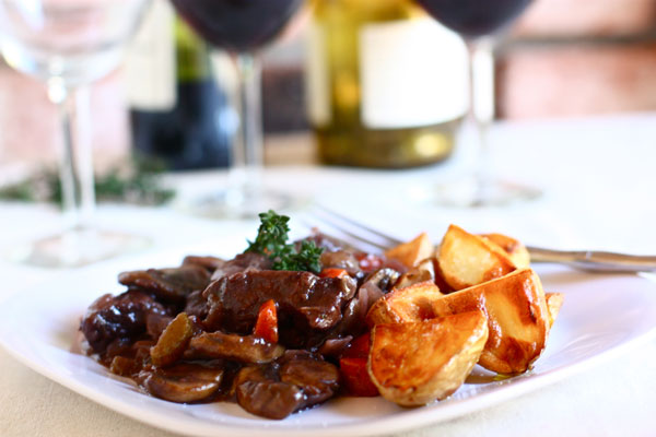 Channel Your Inner Julia Child with Beef Bourguignon