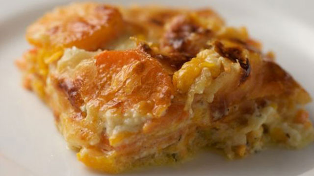 recipe: sweet butternut squash casserole [36]