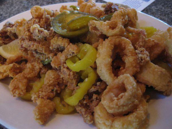 Rhode Island Calamari