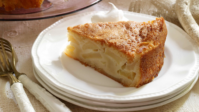 Marie-Hélène's Apple Cake Recipe | Dessert Recipes | PBS Food