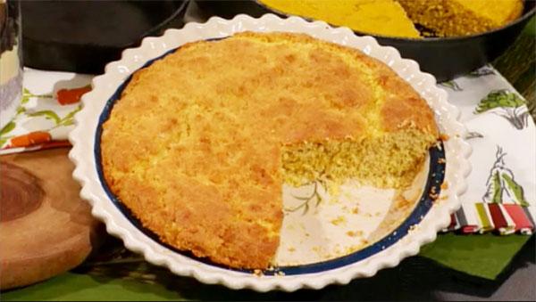 Sweet Mexican Cornbread Recipe Mexican Recipes Pbs Food