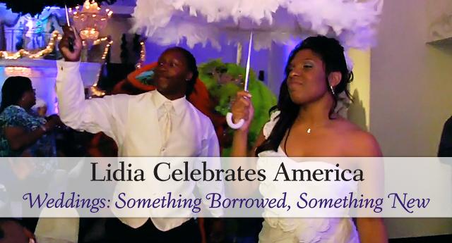 Weddings: Something Borrowed, Something New