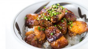 Ginger chicken recipe japanese recipes pbs food ginger chicken 640x360 forumfinder Choice Image