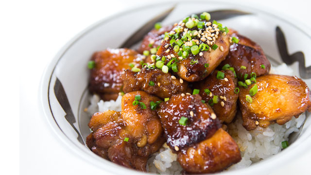 Ginger chicken recipe japanese recipes pbs food forumfinder Images