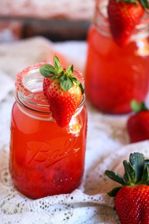 Strawberry Margaritas Recipe Fresh Tastes Blog Pbs Food