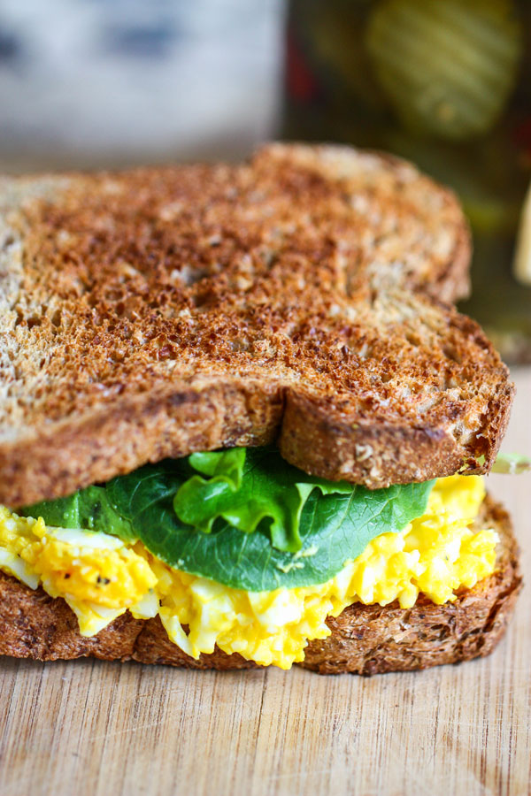 Egg Salad Sandwich Recipe | Fresh Tastes Blog | PBS Food