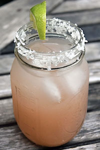 Grapefruit Margarita from We Are Not Martha