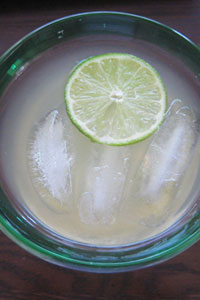 Margarita from Bay Area Bites