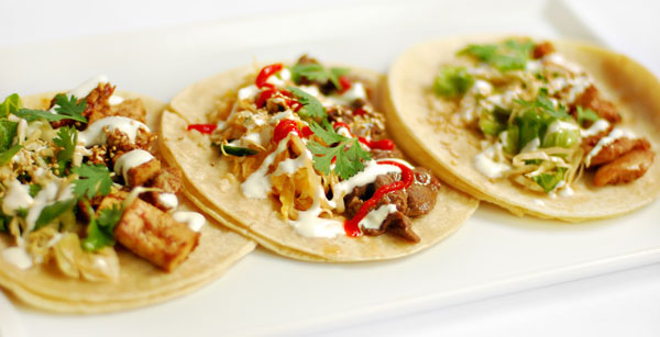 Oyster Tacos Recipes — Dishmaps