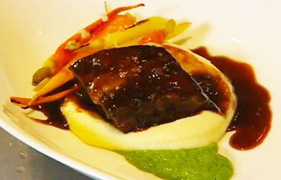 Slow Braised Short Ribs