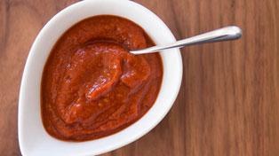 Homemade Savory Ketchup
