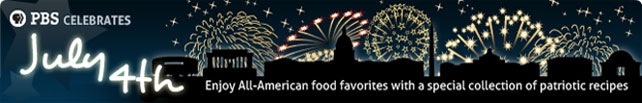 Classic American Recipes: 5 Foods We Love custom banner