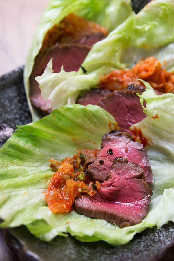 Korean style grilled beef recipe fresh tastes blog pbs food korean style grilled beef forumfinder