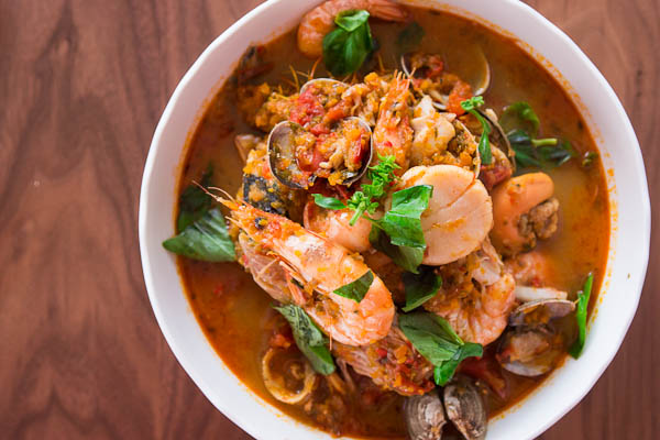 Seafood stew technique fresh tastes blog pbs food for French fish stew