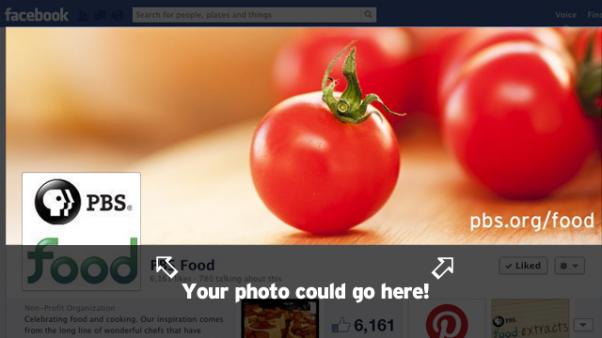 how to make a photo your cover photo on facebook