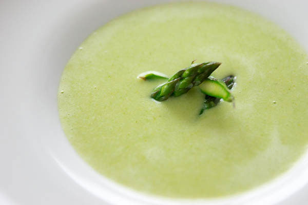 Asparagus Soup Recipe | Fresh Tastes Blog | PBS Food