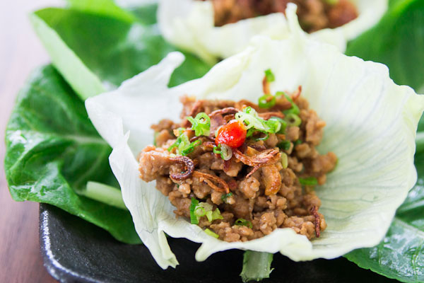 Spicy Chicken Lettuce Cups Recipe | Fresh Tastes Blog | PBS Food