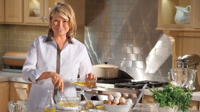 Martha Stewart Cooking School Episode Descriptions