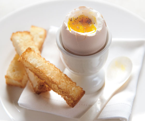 Martha Stewart's Cooking School Eggs Episode