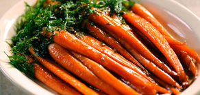 Thanksgiving Recipes Carrots