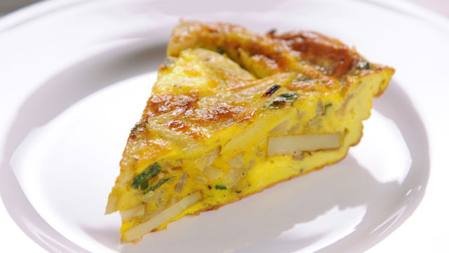 Frittata with Fingerling Potatoes Recipe | Breakfast Recipe | PBS Food
