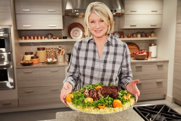 Martha Stewart Cooking School Season 5 Arabian Gulf