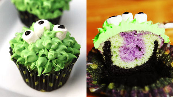 Moster Cupcakes
