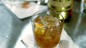 Julian Van Winkle's Old Fashion Cocktail Recipe