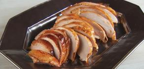 Thanksgiving Recipes Brined Turkey Breast