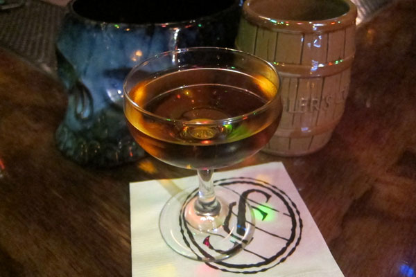 Chadburn Cocktail
