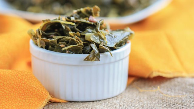 Southern Style Collard Greens Recipe | Fresh Tastes Blog | PBS Food