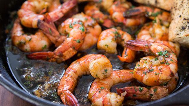 Gambas Al Ajillo Recipe Fresh Tastes Blog Pbs Food
