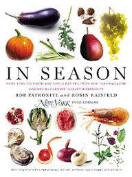 In Season Cookbook