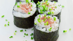 Negitoro Sushi