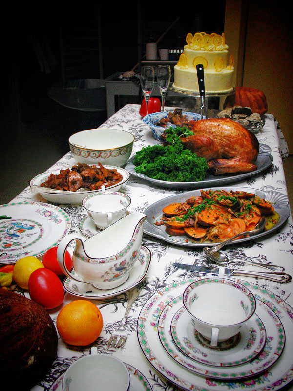 Colonial Thanksgiving Recipes To Celebrate American History Pbs Food