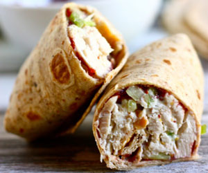 Turkey Wrap Thanksgiving Leftovers Recipes