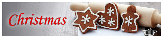 Our Favorite Christmas Food Commercials custom banner