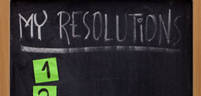 Resolutions for Foodies