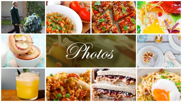 The Year in Food 2012: Food Photos
