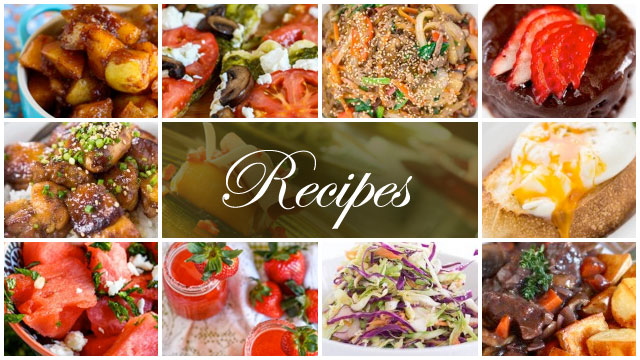 The Year in Food 2012: Recipes