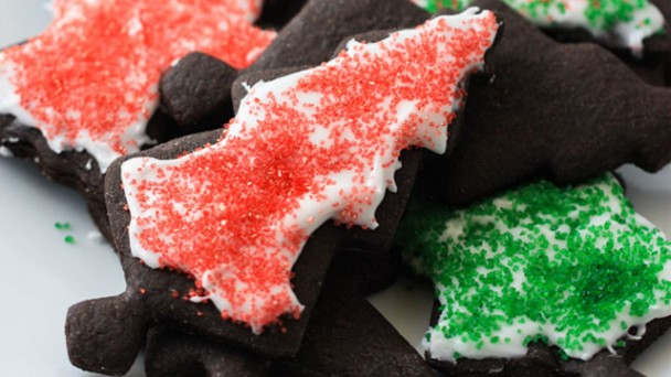 start holiday baking with classic christmas cookies - Classic Christmas Desserts