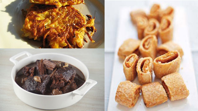 Hanukkah Recipes: Latkes, Brisket, and Jewish Desserts ...