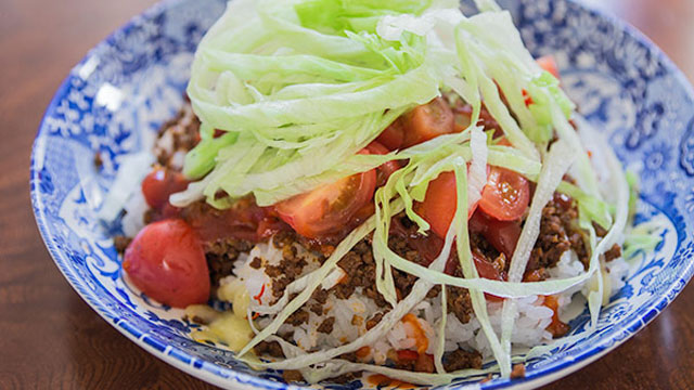 Taco Rice Recipe | Japanese Recipes | PBS Food